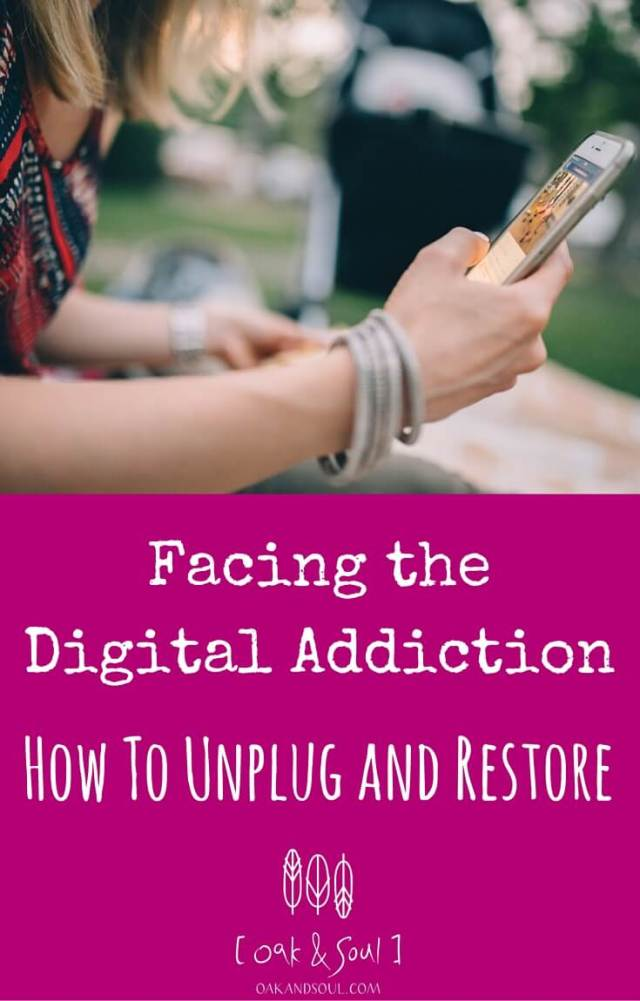 Facing the Digital Addiction